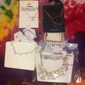 BRAND NEW NECKLACES FOR SALE!